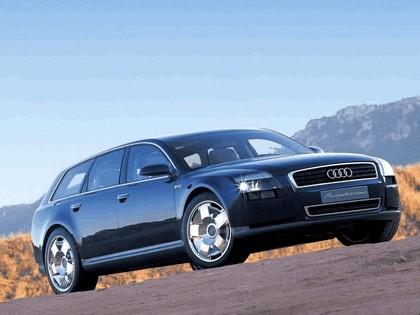 2001 Audi Avantissimo concept 1