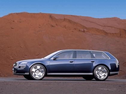 2001 Audi Avantissimo concept 3