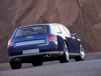 2001 Audi Avantissimo concept 4