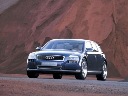 2001 Audi Avantissimo concept 5