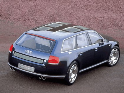 2001 Audi Avantissimo concept 6