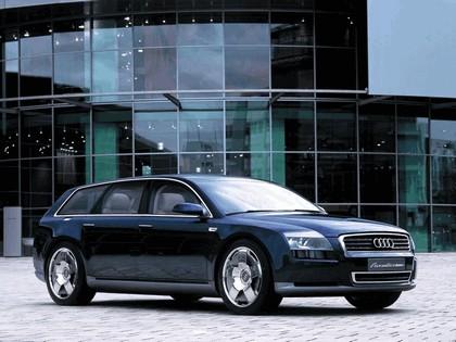 2001 Audi Avantissimo concept 17