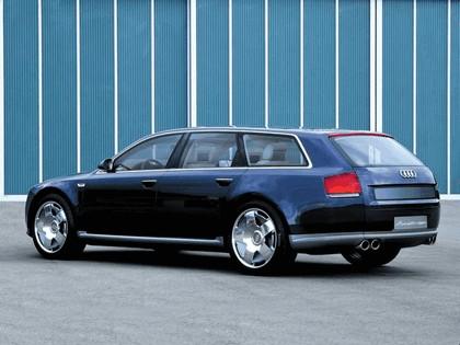 2001 Audi Avantissimo concept 21
