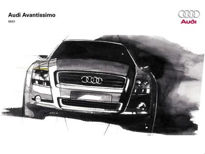 2001 Audi Avantissimo concept 31