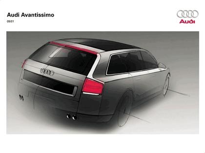 2001 Audi Avantissimo concept 32