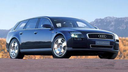 2001 Audi Avantissimo concept 2