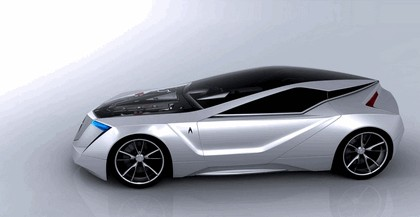 2008 Acura 2+1 coupé concept study 1