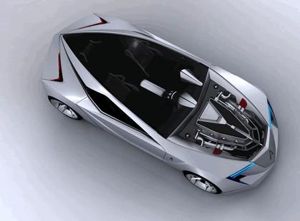 2008 Acura 2+1 coupé concept study 2