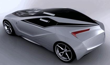 2008 Acura 2+1 coupé concept study 3