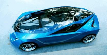 2008 Acura 2+1 coupé concept study 6
