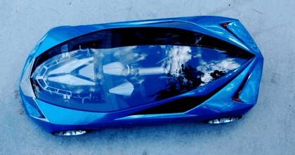 2008 Acura 2+1 coupé concept study 7