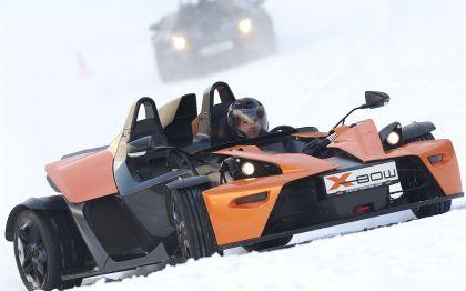 2009 KTM X-Bow Winter drift 2