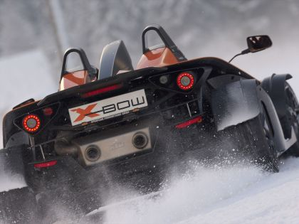 2009 KTM X-Bow Winter drift 3