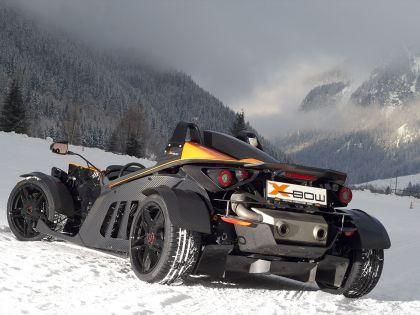 2009 KTM X-Bow Winter drift 4