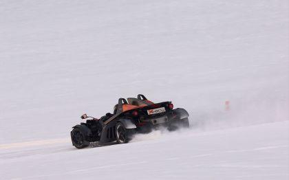 2009 KTM X-Bow Winter drift 5