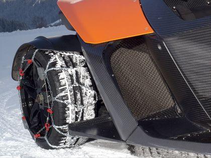2009 KTM X-Bow Winter drift 6