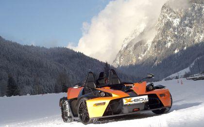 2009 KTM X-Bow Winter drift 7