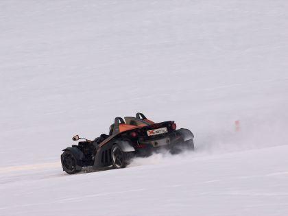 2009 KTM X-Bow Winter drift 11