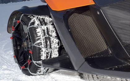 2009 KTM X-Bow Winter drift 12