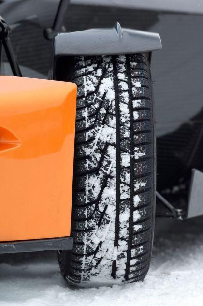 2009 KTM X-Bow Winter drift 14