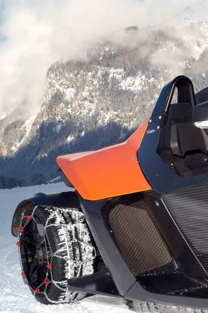 2009 KTM X-Bow Winter drift 16