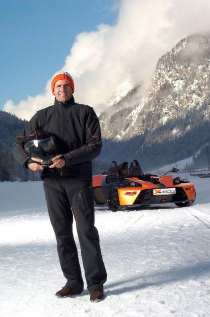 2009 KTM X-Bow Winter drift 17