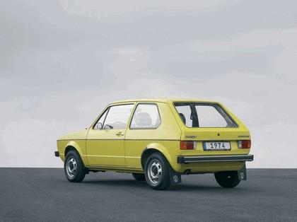 1974 Volkswagen Golf 3