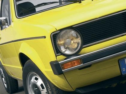 1974 Volkswagen Golf 4