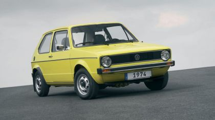 1974 Volkswagen Golf 7