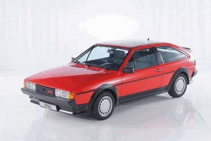 1986 Volkswagen Scirocco GTX 16v 1