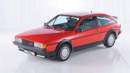 1986 Volkswagen Scirocco GTX 16v 7