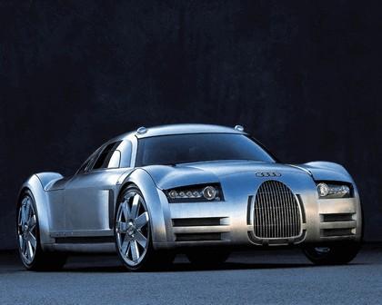 2001 Audi Rosemeyer concept 1