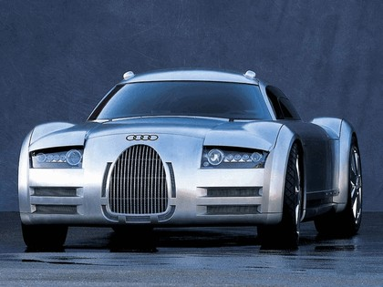 2001 Audi Rosemeyer concept 7