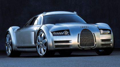 2001 Audi Rosemeyer concept 9