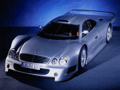1999 Mercedes-Benz CLK GTR 1