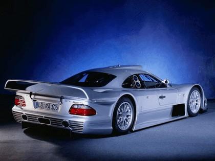 1999 Mercedes-Benz CLK GTR 2