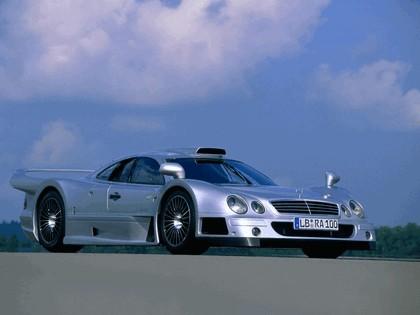 1999 Mercedes-Benz CLK GTR 3