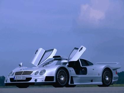 1999 Mercedes-Benz CLK GTR 4