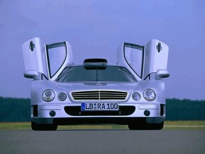 1999 Mercedes-Benz CLK GTR 5