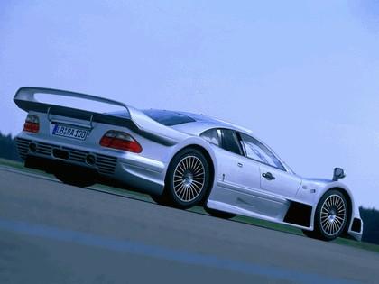 1999 Mercedes-Benz CLK GTR 6