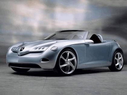 2000 Mercedes-Benz Vision SLA concept 1