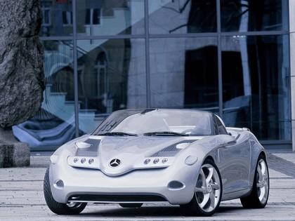 2000 Mercedes-Benz Vision SLA concept 2
