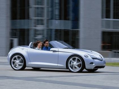 2000 Mercedes-Benz Vision SLA concept 3