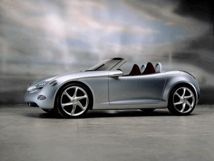 2000 Mercedes-Benz Vision SLA concept 5