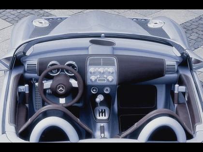 2000 Mercedes-Benz Vision SLA concept 7