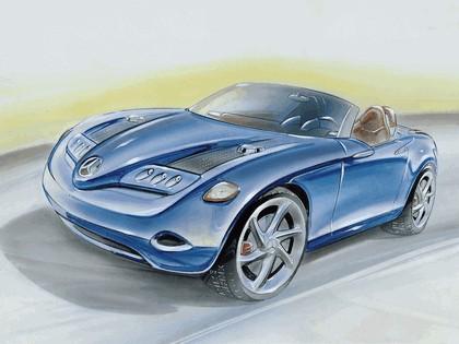 2000 Mercedes-Benz Vision SLA concept 10