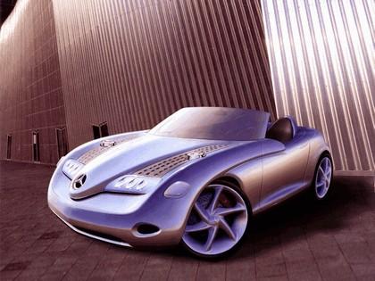 2000 Mercedes-Benz Vision SLA concept 11