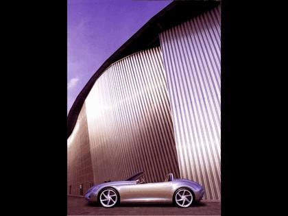 2000 Mercedes-Benz Vision SLA concept 12