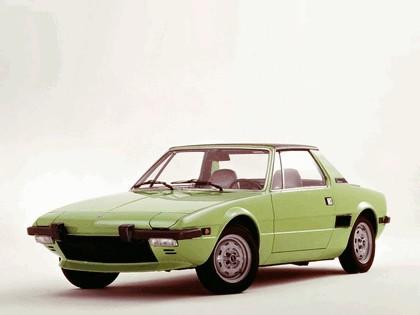 1975 Fiat X1-9 1