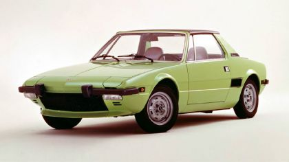 1975 Fiat X1-9 4